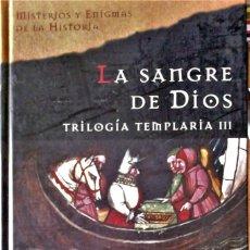Libros de segunda mano: NICHOLAS WILCOX - LA SANGRE DE DIOS (TRILOGÍA TEMPLARIA III). Lote 218078292