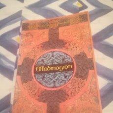 Libros de segunda mano: MABINOGION.EDICIÓN DE VICTORIA CIRLOT.SIRUELA.MADRID 1988. Lote 218158188