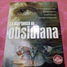 Libros de segunda mano: LA MARIPOSA DE OBSIDIANA - JUAN BOLEA - ZETA 2007. Lote 218163152