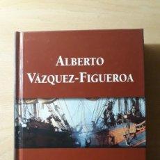 Libros de segunda mano: PIRATAS / ALBERTO VAZQUEZ-FIGUEROA. Lote 219125806