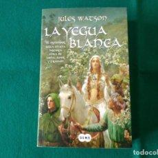 Libros de segunda mano: LA YEGUA BLANCA - JULES WATSON - SUMA - 1ª EDICIÓN 2005. Lote 219917835