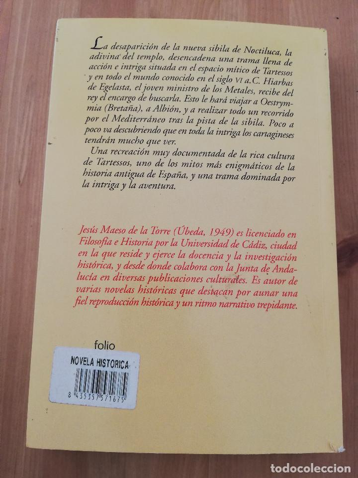 Libros de segunda mano: TARTESSOS (JESÚS MAESO DE LA TORRE) - Foto 5 - 221265308