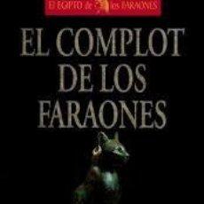 Libros de segunda mano: EL COMPLOT DE LOS FARAONES. PHILIPP VANDENBERG. Lote 221927675