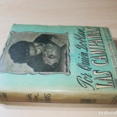 Libros de segunda mano: POR QUIEN DOBLAN LAS CAMPANAS - ERNEST HEMINGWAY - CLARIDAD DE BUENOS AIRES S+106. Lote 222096011