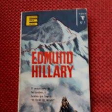 Libros de segunda mano: EDMUND HILLARY - ANTONIO RIBERA. Lote 222153783