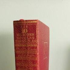 Libros de segunda mano: LAS 10 MEJORES NOVELAS ESPAÑOLAS - 1966 LEER DESCRIPCIÓN COMPLETA.. Lote 222350082