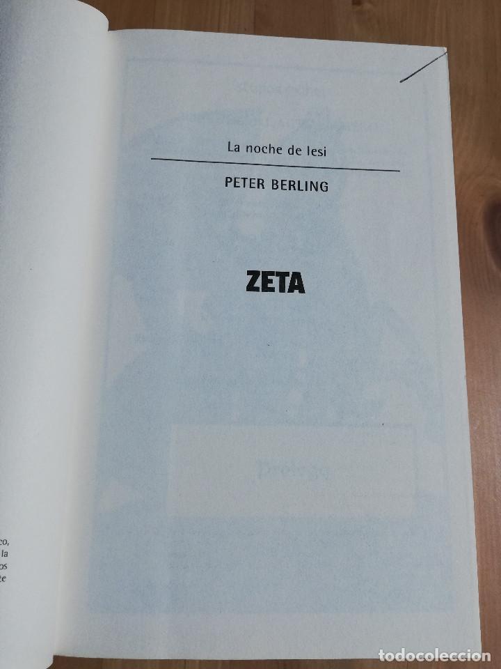 Libros de segunda mano: LA NOCHE DE IESI (PETER BERLING) - Foto 2 - 223409742