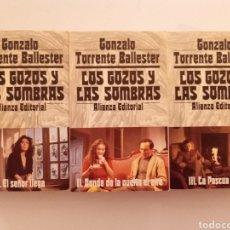 Libros de segunda mano: LOS GOZOS Y LAS SOMBRAS. Lote 223823818