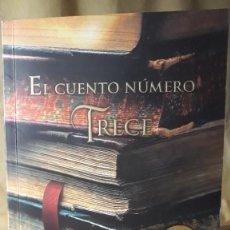 Libros de segunda mano: EL CUENTO NÚMERO TRECE / DIANE SETTERFIELD / PEDIDO MÍNIMO 5 EUROS. Lote 224268345