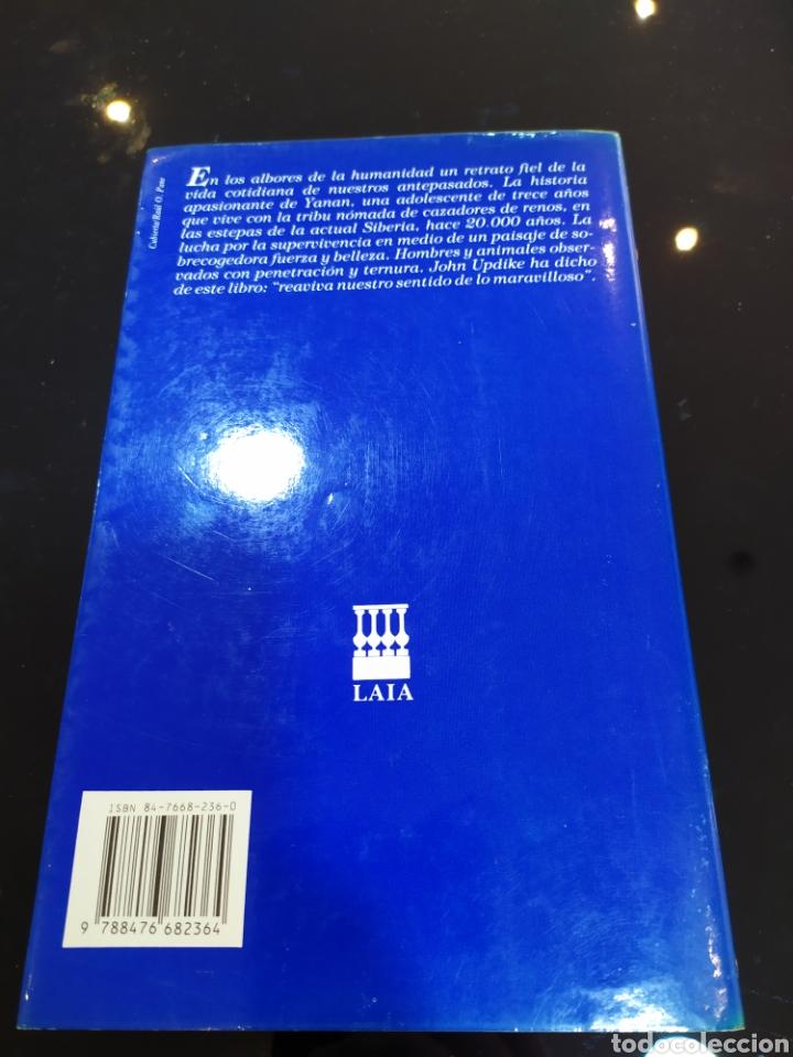 Libros de segunda mano: La luna del reno. Elizabeth Marshall - Foto 3 - 228283840