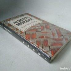 Libros de segunda mano: ALBERTO MORAVIA. LA CAMPESINA. Lote 228545680
