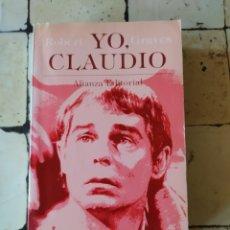 """Libros de segunda mano: """"YO CLAUDIO """" ROBERT GRAVES. Lote 230024490"""