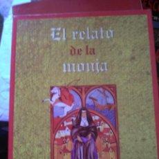 Livros em segunda mão: EL RELATO DE LA MONJA. CANDACE ROBB. EDICIONES SALAMANDRA. Nº11. Lote 230222025