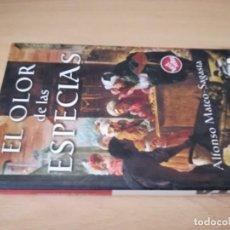 Libros de segunda mano: EL OLOR DE LAS ESPECIAS / ALFONSO MATEO SAGASTA / ZETA / AB401. Lote 230594005