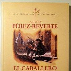 Libros de segunda mano: PEREZ REVERTE, ARTURO - EL CABALLERO DEL JUBON AMARILLO. LAS AVENTURAS DEL CAPITÁN ALATRISTE V - ALF. Lote 263165300
