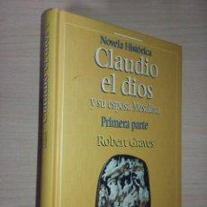 Libros de segunda mano: CLAUDIO EL DIOS Y SU ESPOSA MESALINA (PRIMERA PARTE) - ROBERT GRAVES (SALVAT). Lote 231823530