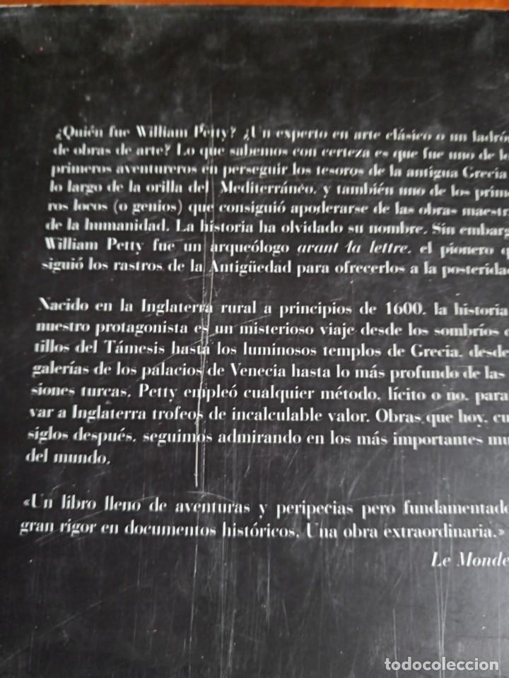 Libros de segunda mano: La extraordinaria vida de William Petty. Alexandra Lapierre - Foto 2 - 232953575