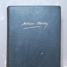 Libros de segunda mano: NOVELAS DE ALDOUS HUXLEY.. Lote 233619420