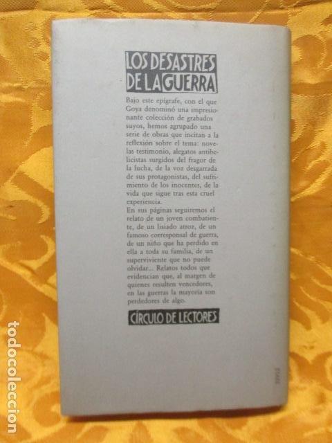 Libros de segunda mano: JOHNNY COGIO SU FUSIL - DALTON TRUMBO - CIRCULO DE LECTORES - Foto 13 - 235375345
