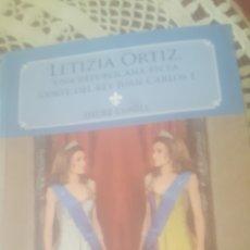 Libros de segunda mano: LETIZIA ORTIZ. Lote 235737115