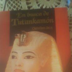 Libros de segunda mano: EN BUSCA DE TUTANKAMON. Lote 235782470