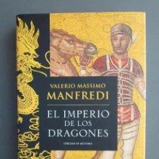 Libros de segunda mano: ¡OPORTUNIDAD! - LOTE DE 2 LIBROS DE NOVELA HISTORICA - VALERIO MASSIMO MANFREDI (VER FOTOS). Lote 235902795