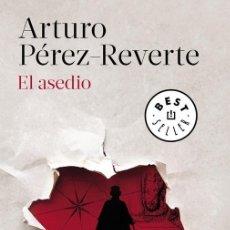 Libros de segunda mano: EL ASEDIO. Lote 236551365