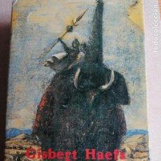 Libros de segunda mano: ANIBAL. GISBERT HAEFS. . EDITORIAL EDHASA 1990 597 PP. Lote 236828400