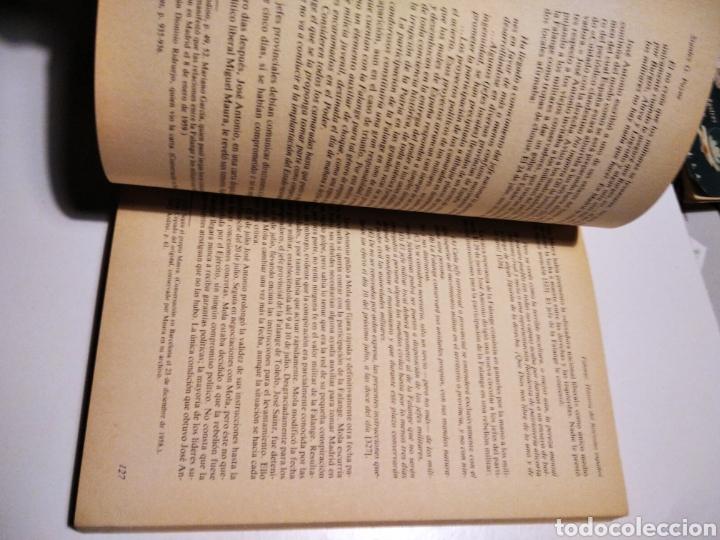 Libros de segunda mano: Falange, historia del fascismo español, Stanley G. Payne - Foto 5 - 236832680