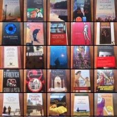 Libros de segunda mano: ENVÍO GRATIS! 35 NOVELAS LIBROS. Lote 236837525