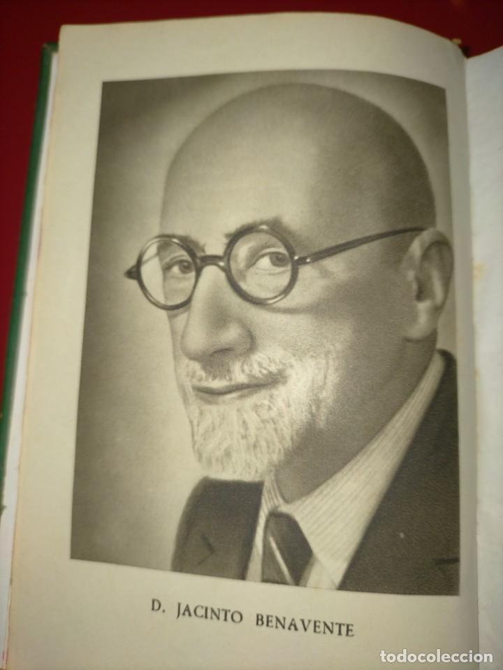 Libros de segunda mano: OBRAS COMPLETAS --- JACINTO BENAVENTE, TOMO X --- AGUILAR 1956 --- - Foto 4 - 237003310