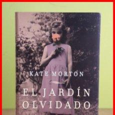Libros de segunda mano: EL JARDÍN OLVIDADO, DE KATE MORTON.. Lote 239591585