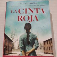Libros de segunda mano: LA CINTA ROJA LUCY ADLINGTON. Lote 240132660