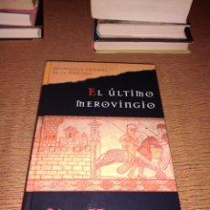 Libros de segunda mano: EL ÚLTIMO MEROVINGIO JIM HOUGAN. Lote 240547925