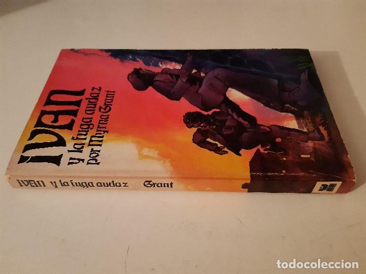 Libros de segunda mano: IVAN Y LA FUGA AUDAZ MYRNA GRANT Betania Puerto Rico 1978 - Foto 4 - 243485390