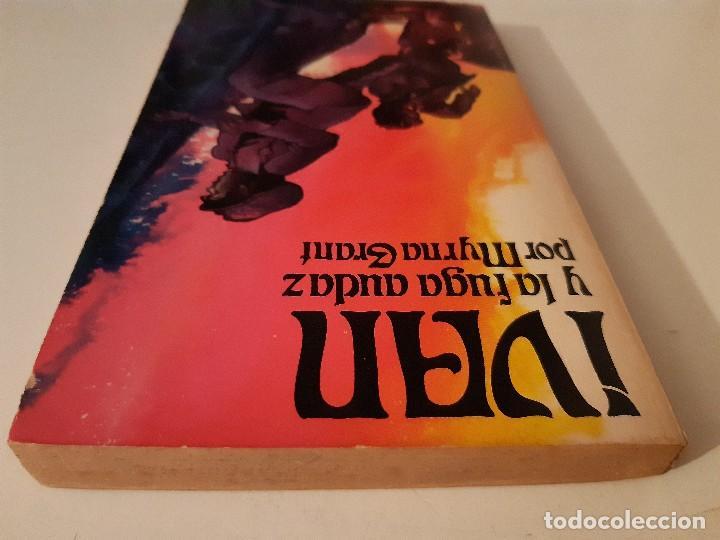 Libros de segunda mano: IVAN Y LA FUGA AUDAZ MYRNA GRANT Betania Puerto Rico 1978 - Foto 7 - 243485390