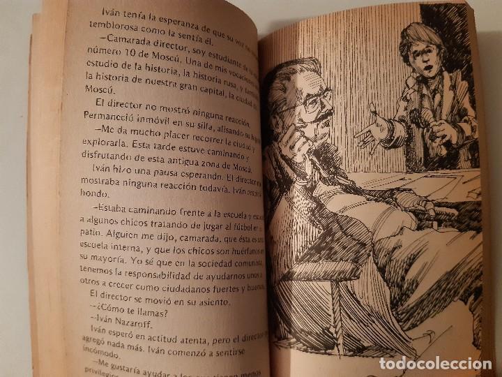 Libros de segunda mano: IVAN Y LA FUGA AUDAZ MYRNA GRANT Betania Puerto Rico 1978 - Foto 13 - 243485390