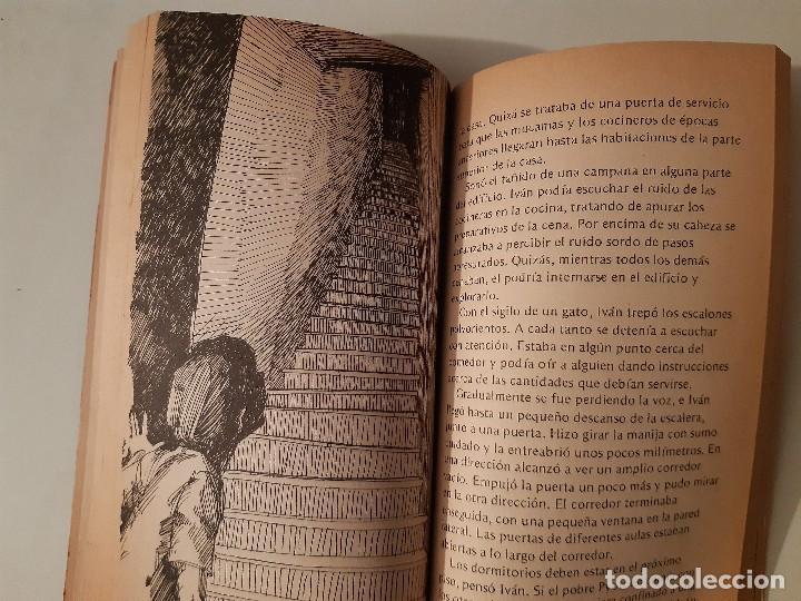 Libros de segunda mano: IVAN Y LA FUGA AUDAZ MYRNA GRANT Betania Puerto Rico 1978 - Foto 14 - 243485390