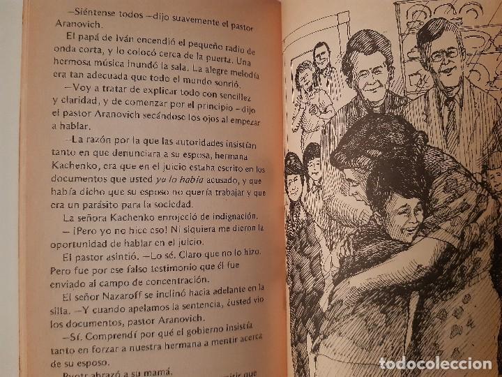 Libros de segunda mano: IVAN Y LA FUGA AUDAZ MYRNA GRANT Betania Puerto Rico 1978 - Foto 15 - 243485390