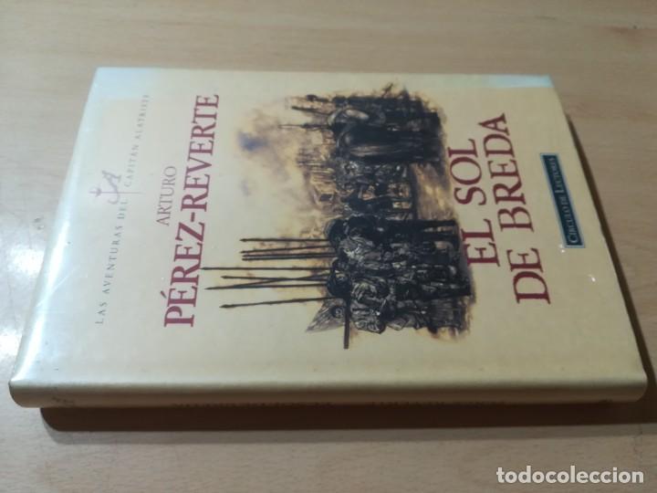 EL SOL DE BREDA / ARTURO PEREZ REVERTE / CIRCULO DE LECTORES / ESQ137 NUEVO PRECINTADO (Libros de Segunda Mano (posteriores a 1936) - Literatura - Narrativa - Novela Histórica)