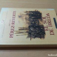 Livros em segunda mão: EL SOL DE BREDA / ARTURO PEREZ REVERTE / CIRCULO DE LECTORES / ESQ137 NUEVO PRECINTADO. Lote 244410180