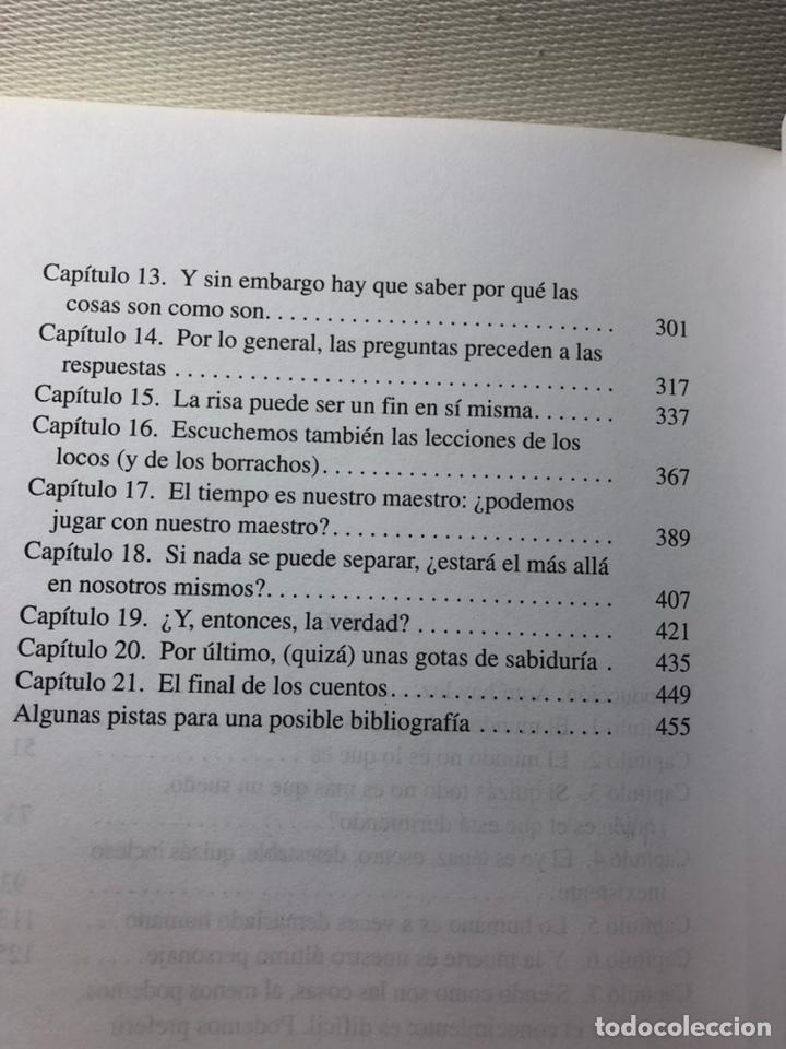 Libros de segunda mano: EL CIRCULO DE LOS MENTIROSOS ··· CUENTOS FILOSOFICOS DEL MUNDO ENTERO ··· JEAN-CLAUDE CARRIERE ·· - Foto 4 - 244824680