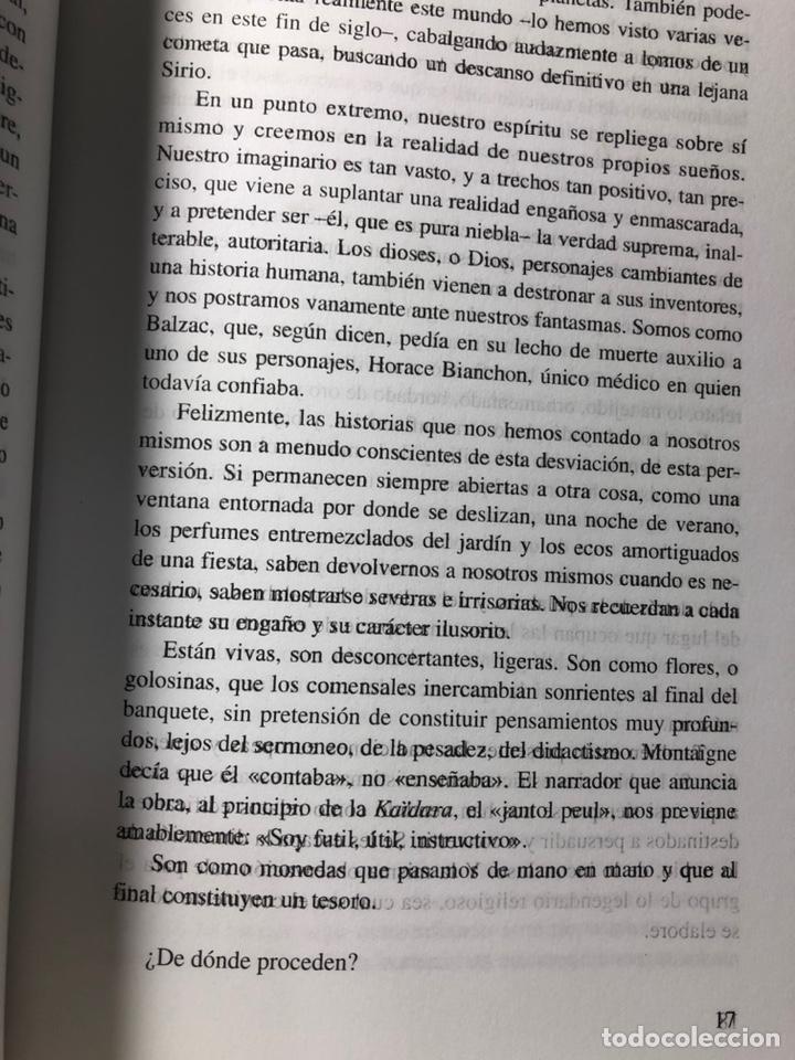 Libros de segunda mano: EL CIRCULO DE LOS MENTIROSOS ··· CUENTOS FILOSOFICOS DEL MUNDO ENTERO ··· JEAN-CLAUDE CARRIERE ·· - Foto 5 - 244824680
