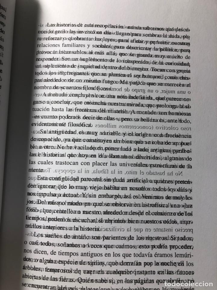 Libros de segunda mano: EL CIRCULO DE LOS MENTIROSOS ··· CUENTOS FILOSOFICOS DEL MUNDO ENTERO ··· JEAN-CLAUDE CARRIERE ·· - Foto 6 - 244824680
