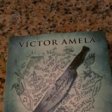 Libros de segunda mano: EL CATAR IMPERFECTE -VICTOR AMELA-. Lote 245476735