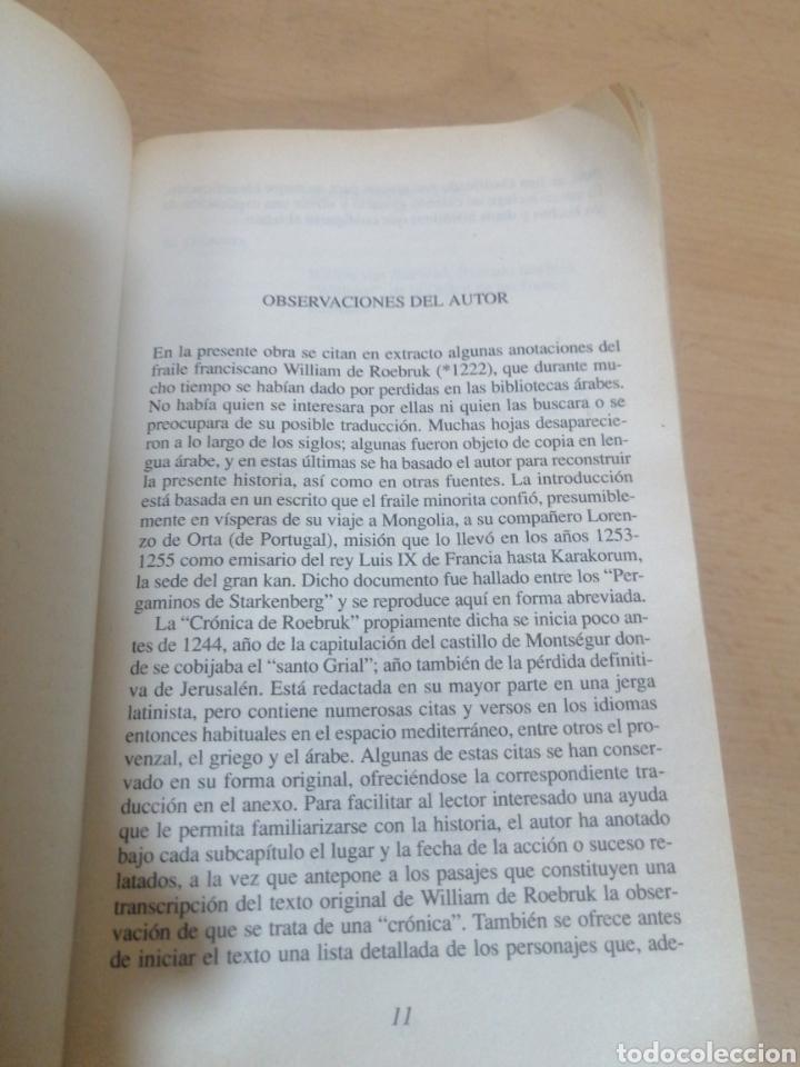 Libros de segunda mano: LOS HIJOS DE GRIAL PETER BERLING - Foto 6 - 245488550