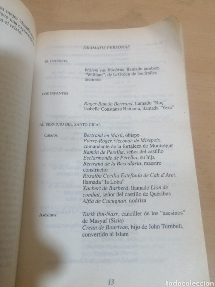 Libros de segunda mano: LOS HIJOS DE GRIAL PETER BERLING - Foto 7 - 245488550