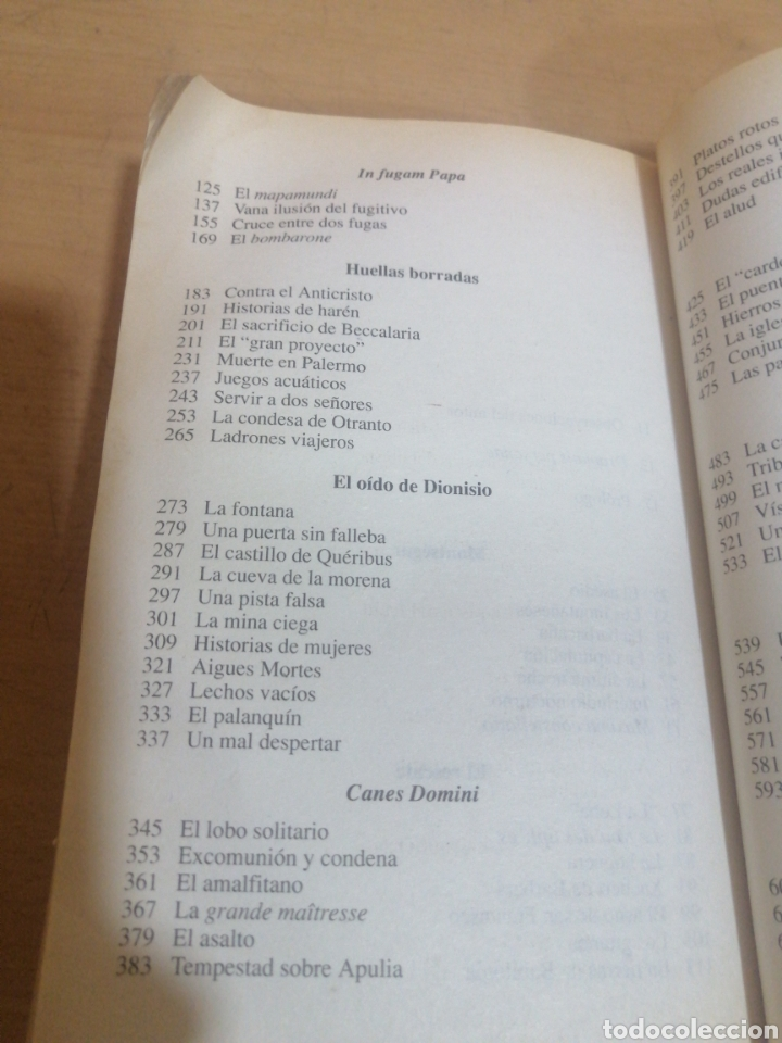 Libros de segunda mano: LOS HIJOS DE GRIAL PETER BERLING - Foto 9 - 245488550