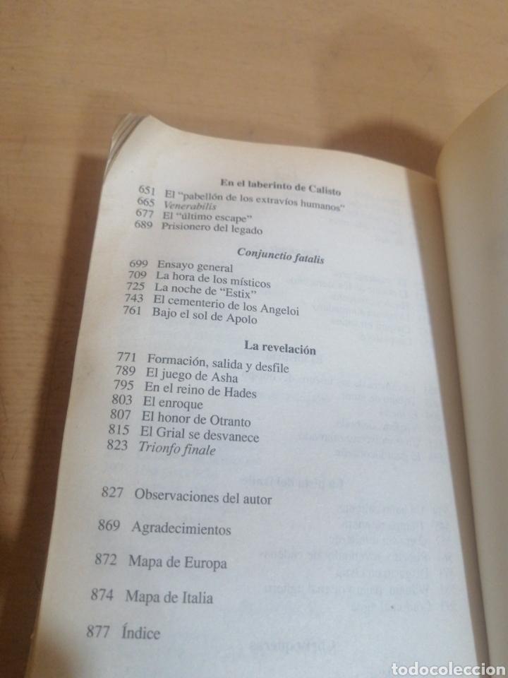 Libros de segunda mano: LOS HIJOS DE GRIAL PETER BERLING - Foto 12 - 245488550