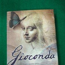 Libros de segunda mano: LUCILLE TURNER. GIOCONDA. EDICIONES B. 1ª ED. OCTUBRE 2012.. Lote 245552655